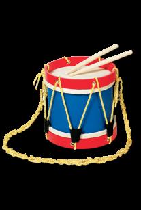 Барабан маршевый большой