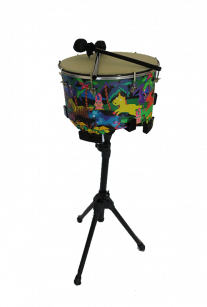 Барабан на стойке