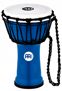 Барабан Джембе детский синий