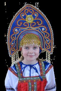 "Кокошник ""Ярославна"""