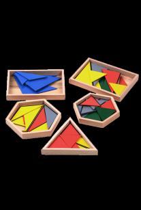 Конструктивные треугольники