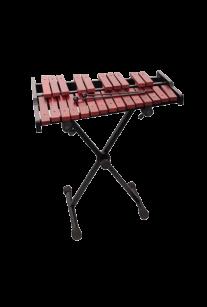 Ксилофон хроматический на стойке 25 нот