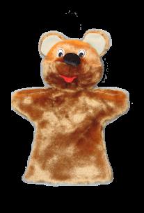 Рукавичка Медведь