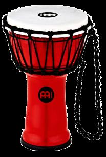 Барабан Джембе детский красный