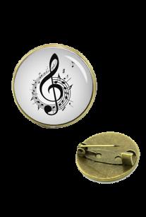 Значок Скрипичный ключ