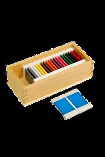 Цветные таблички (№2)