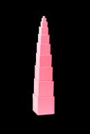 Розовая башня