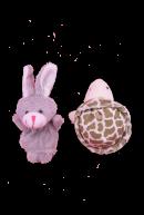 """Набор """"Заяц и черепаха"""""""