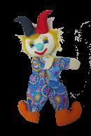 Рукавичка Клоун Веселый