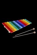 Ксилофон цветной малый 12 тонов
