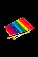 Ксилофон цветной 1 октава