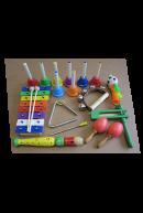 Набор перкуссии Малыш 9 предметов