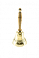 Валдайский колокольчик на ручке №8
