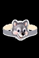 Маска-ободок Волчонок