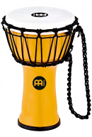 Барабан Джембе детский жёлтый