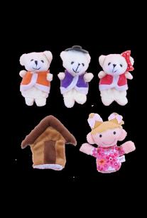 """Набор """"Три медведя"""""""